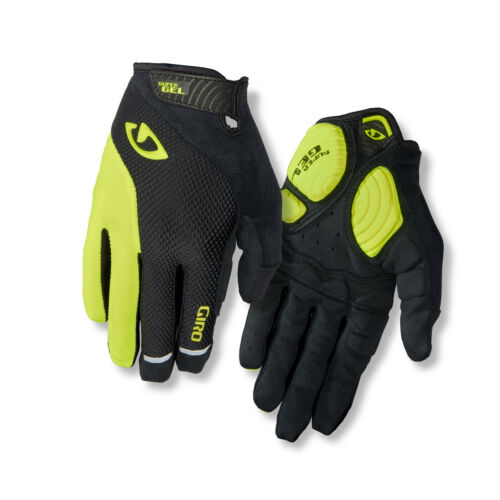 Giro Strade Dure Supergel Fahrrad Handschuhe lang schwarz//gelb 2019