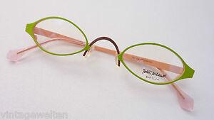 J Jazawa Freche Minibrille Lesebrille Grasgrün Fassung Eyecatcher Grösse S Extrem Effizient In Der WäRmeerhaltung Damen-accessoires