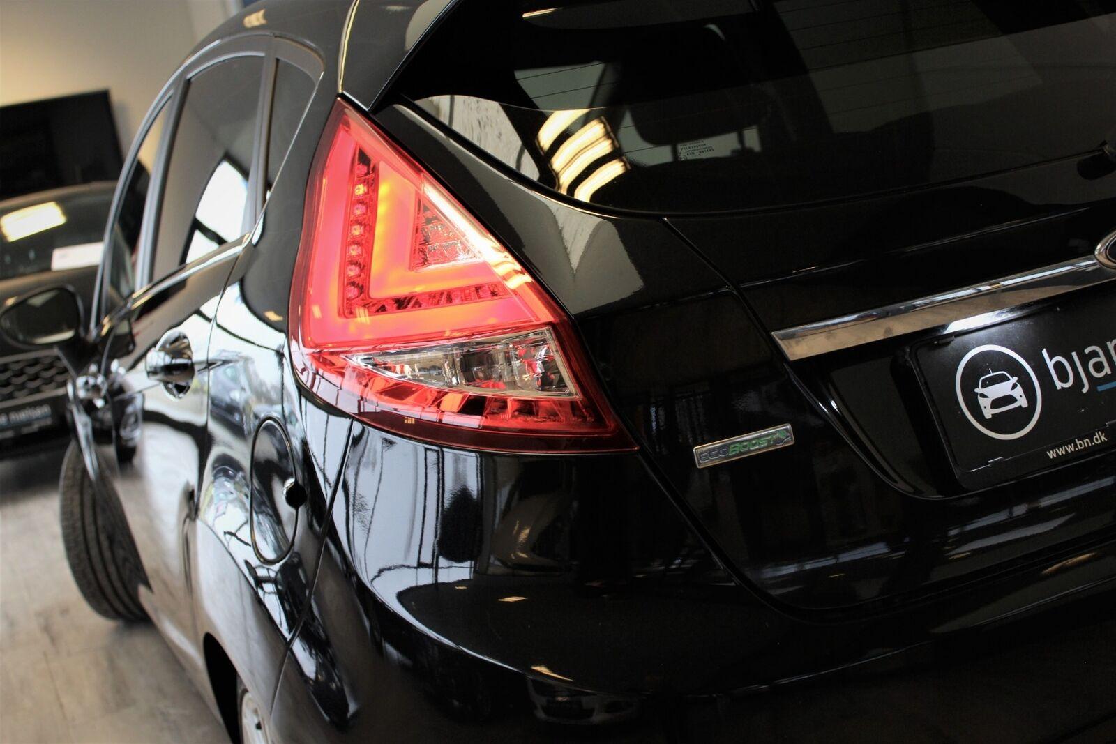 Ford Fiesta 1,0 EcoBoost Titanium X - billede 7