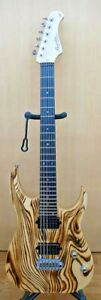 BACCHUS Electric Guitar GRACE-AT / BW #9751