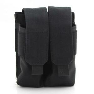 Molle-Clip-Double-Magazine-Pouch-Bag-Pistol-Mag-Pouch-For-USUG-30-RD-Pistol