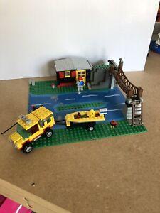 VINTAGE-LEGO-SYSTEM-6552-Rocky-River-Retreat-Ensemble-incomplete