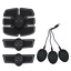 Rechargeable-Smart-Abs-Stimulator-Fitness-Gear-Muscle-Abdominal-toning-Trainer thumbnail 14