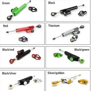 Steering-Damper-For-KAWASAKI-Versys-650-Ninja300-Z750-Z800-Z1000-W800-Stabilizer