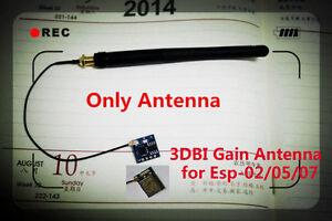 Antenna-for-Esp-02-ESP-05-ESP07-ESP8266-Serial-WIFI-Module-Wireless-boost-Signal