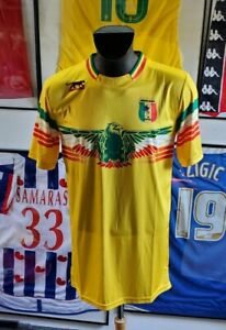 Maillot jersey trikot shirt camiseta maglia airness mali Afrique africa XL can