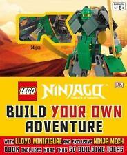 LEGO NINJAGO: Build Your Own Adventure  (NoDust)