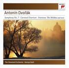 Sinfonie 7,Carnival Overture/Die Moldau von George Szell (2014)
