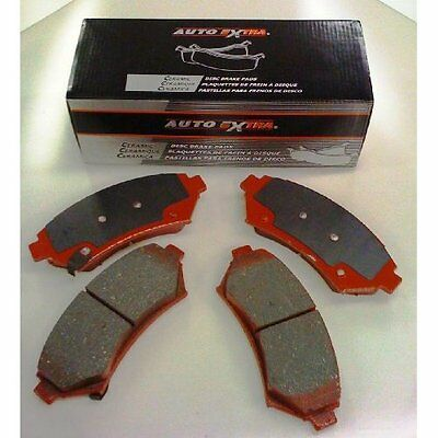 AdecoAutoParts/© Rear Premium Ceramic Brake Pads CKD1336 for Acura TSX Honda Accord