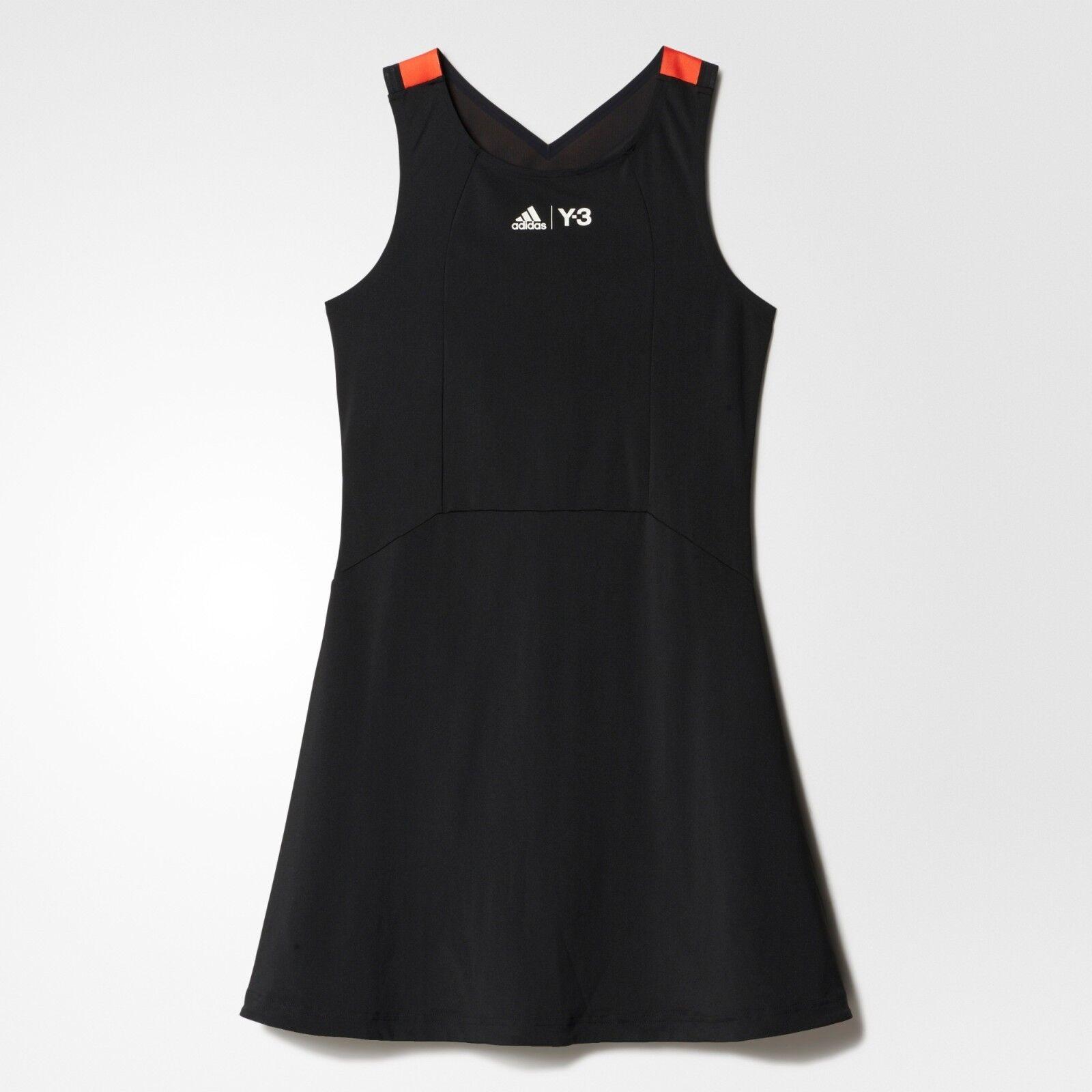 Adidas Y-3 Yohji Yamamoto Roland Garros On Court Dress AI1159 Limited Edition