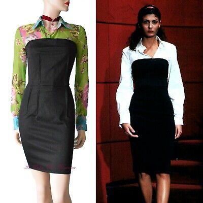 dolce  gabbana dg vintage 1999 black corset dress