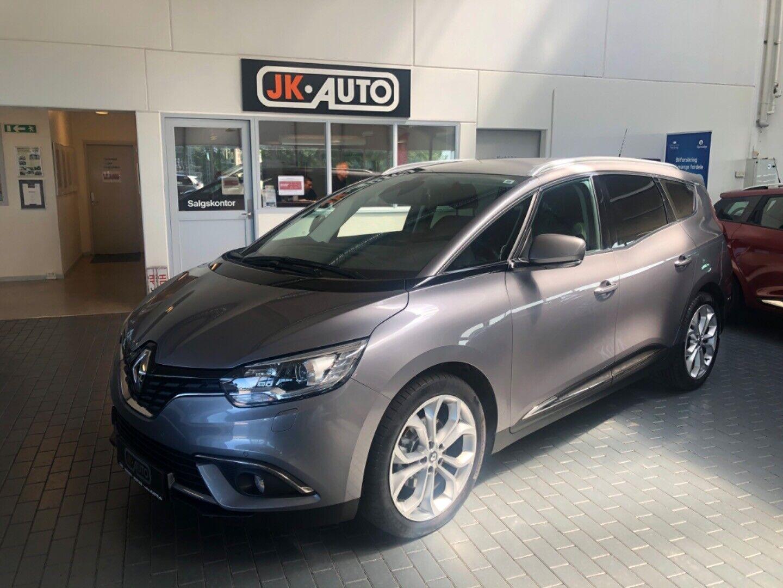 Renault Grand Scenic IV 1,5 dCi 110 Zen 7prs 5d - 204.800 kr.