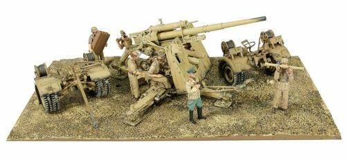 UNIMAX FORCES OF VALOR-GERMAN 88mm ARTILLERY GUN