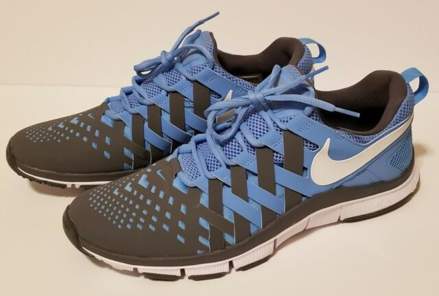 promo code 81825 07246 New Size 13 Nike Mens Free Trainer 5.0 V4 Shoes University Blue Grey 579809-