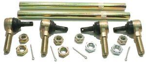Tie Rod Upgrade Kit Compatible With Suzuki LT250R QUADRACER 1987-1992