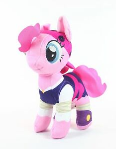 MY-LITTLE-PONY-plush-PINKIE-PIE-9-034-soft-toy-Guardians-of-Harmony-movie-NEW