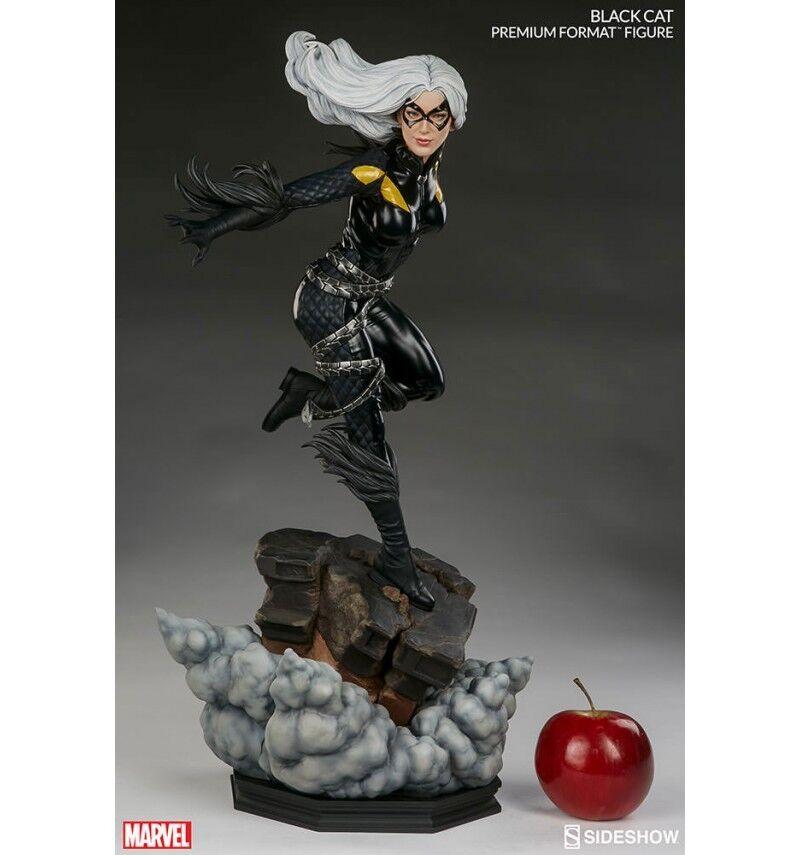 Sideshow Marvel statue Premium Format blacke Katze