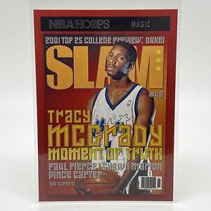 TRACY MCGRADY 2020-21 NBA Hoops SLAM MAGAZINE COVER #20