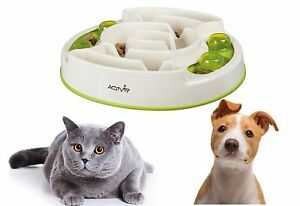 TRIXIE-SLIDE-amp-FEED-DOG-CAT-PUPPY-FEEDING-STRATEGY-GAME-LEVEL-1-TOY-TREAT-32036