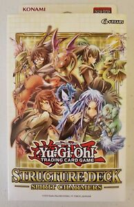 Yugioh Spirit Charmers Structure Deck TCG Card Game 44 cards