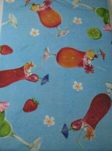 Elrene Vinyl Flannel Backed Tablecloth Elegant Silverware 60 inch Round