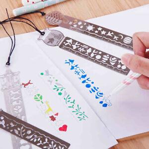 Cute-Metal-Bookmark-Horse-Birdcage-Hollow-Metal-Bookmark-Ruler-For-Kids-BCQ6Q
