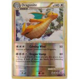 Dragonite-18-102-Rare-Holo-Reverse-Pokemon-HS-Triumphant-EN-NM