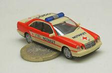 "Herpa  043892: Mercedes E.Klasse, "" BRK-Notarzt"""