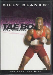 Billy Blanks Tae Bo Flex Express DVD