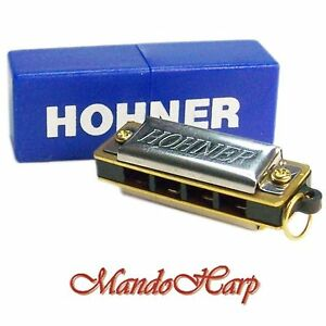 Hohner-Miniature-Harmonica-125-8-Mini-Harp-NEW