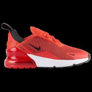 Nike Air Max 270 Habablack Red Black White AH8050 601 GS Women Men size