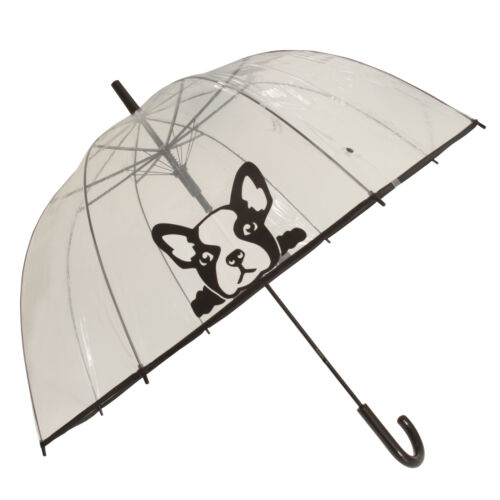 X-brella Womens//Ladies Clear Dog Umbrella UM280