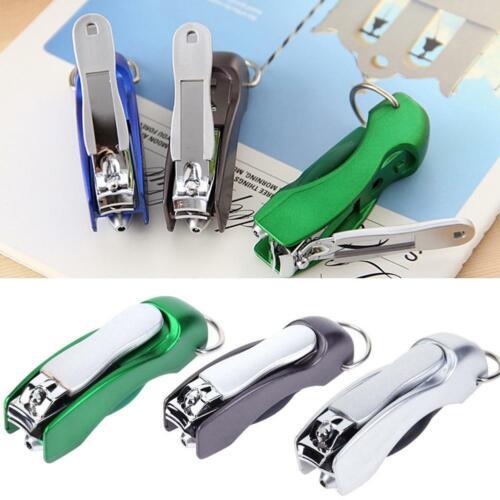Multifunktions Nagelknipser Kugelschreiber Nagelschere Stift Schlüsselanhänger