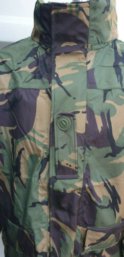 British Army Cadet DPM Camo MVP Waterproof /& Breathable Combat Jacket Medium NEW