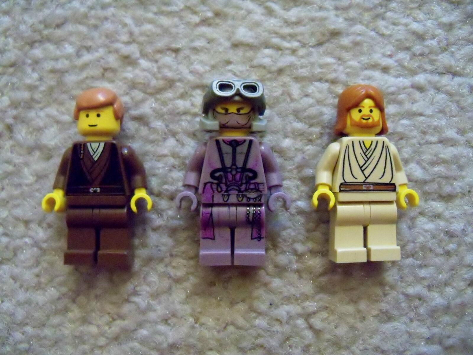 LEGO Star Wars - Rare Original Bounty Hunter Pursuit Minifigs 7133 - Zam Wesell