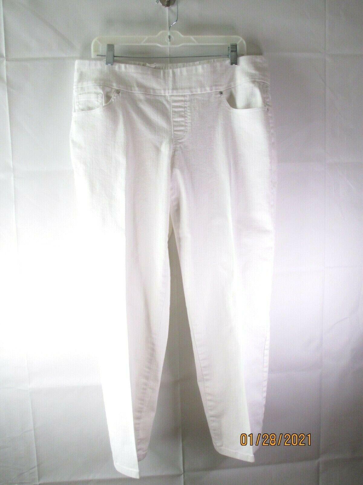 Denim Co Perfect Jersey Striped 3//4 Slv Boat Neck Top Olive Multi XS NEW A296224
