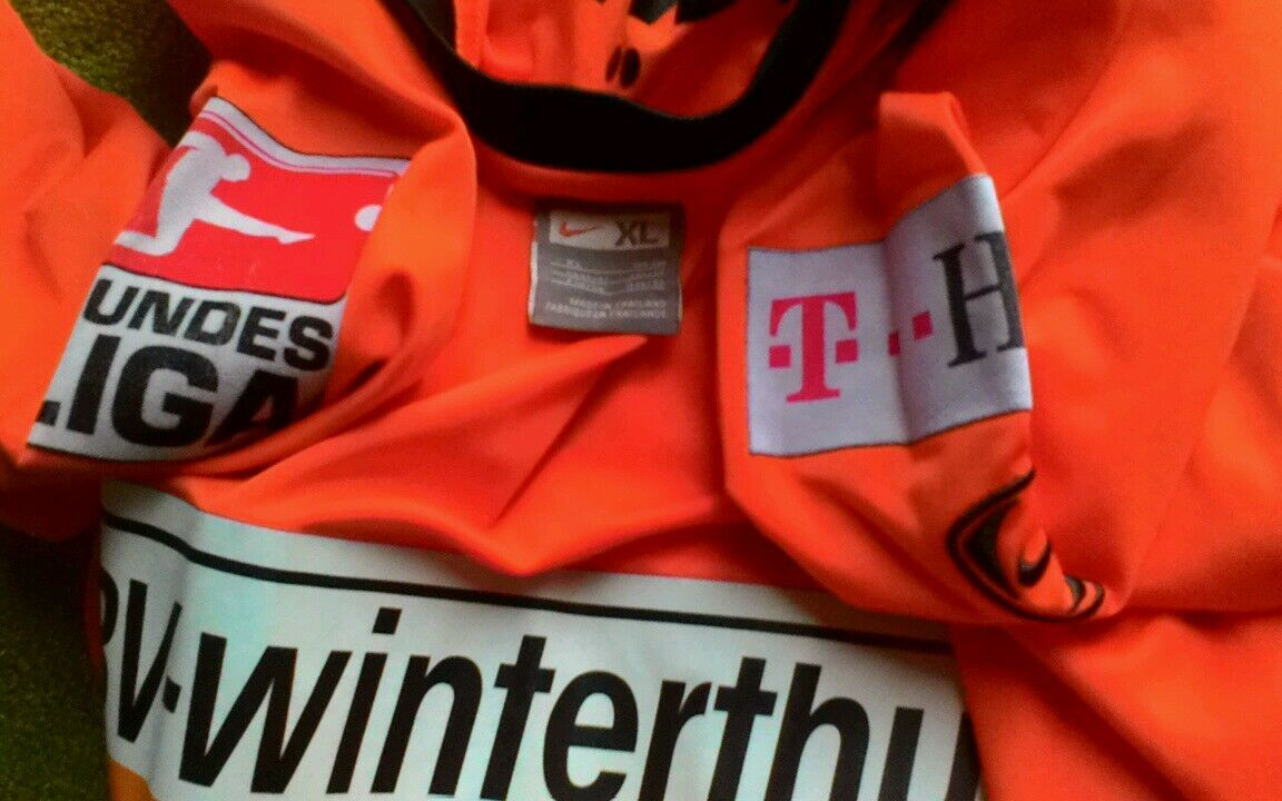1fsv Mainz 05 Neustadter football shirt vintage Germany fussball trikot nike