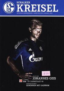 Schalker-Kreisel-22-08-2015-FC-Schalke-04-vs-SV-Darmstadt-98-Programm