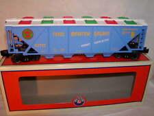 Lionel 6-82742 Christmas Candy Mountain Railway Quad Hopper Car O 027 MIB New