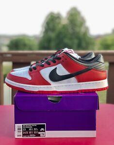 tristeza transatlántico Prominente  🚨Nike SB Dunk Low Pro Chicago J-Pack Size 13 Air Jordan Zoom Yeezy Max  Kobe 1 5 | eBay