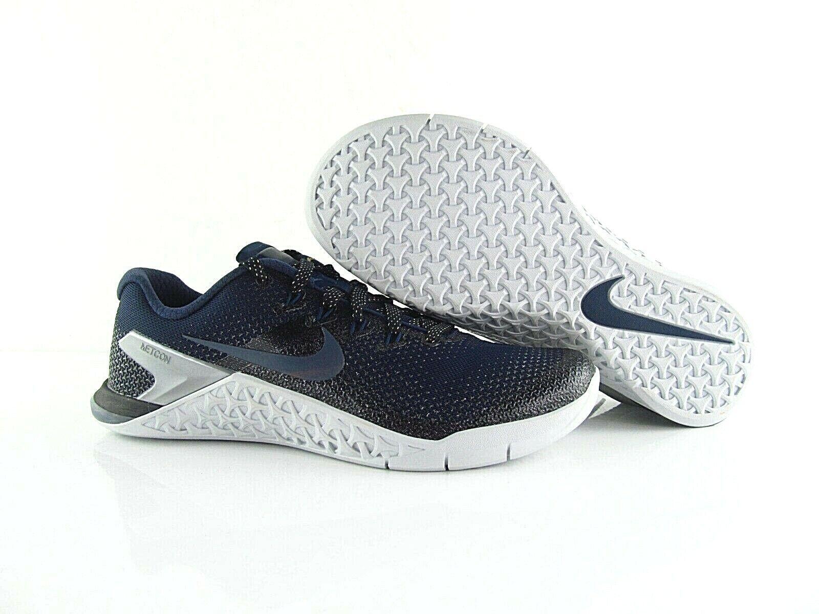 Nike Wmns Metcon 4 Metallic Crossfit AJ7804 440 Training US_9 Eur 40.5