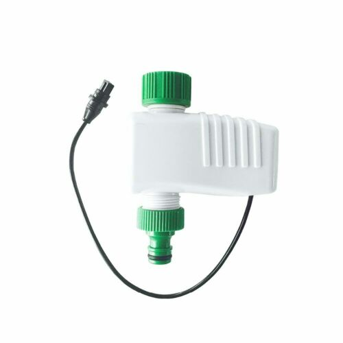 New Solenoid Valve Set Garden Water Timer Controller For Garden Used to 4-Zone