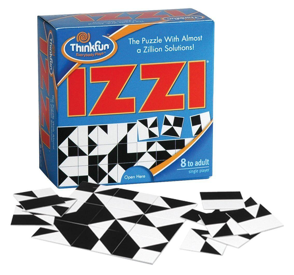 Think Fun Izzi Puzzle NEW