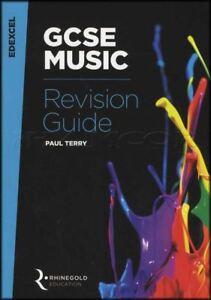 Hospitalier Gcse Music Revision Guide Edexcel De 2016 Music Theory Livre Essais Examens Modifier-afficher Le Titre D'origine