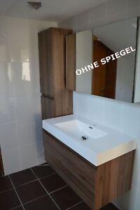 Waschtisch 100 Badezimmermobel Waschplatz Nussbaum L Badmobel