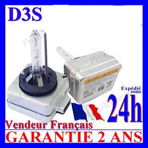 AMPOULE D3S AU XENON 35W KIT HID 12V LAMPE RECHANGE D ORIGINE FEU PHARE 5000K - France - État : Neuf: Objet neuf et intact, n'ayant jamais servi, non ouvert, vendu dans son emballage d'origine (lorsqu'il y en a un). L'emballage doit tre le mme que celui de l'objet vendu en magasin, sauf si l'objet a été emballé par le fabricant d - France