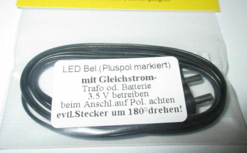 Kahlert-DEL-Eclairage pour crèches ou maison de poupée 3,5 V-Neuf//Neuf dans sa boîte