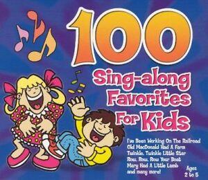Singalong Songs Cd Nursery Rhymes