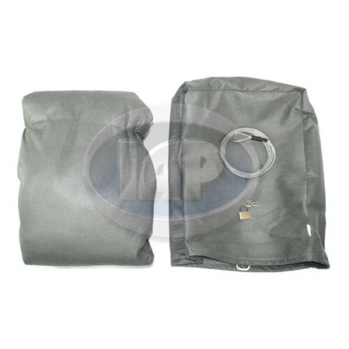 VW KARMANN GHIA DELUXE 4-LAYER CAR COVER W// CABLE /& LOCK AC100010G ALL YEARS