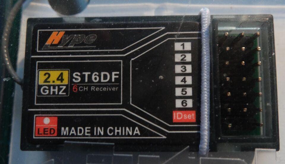 Sender og modtager Modelfly, Hypo ST6DF